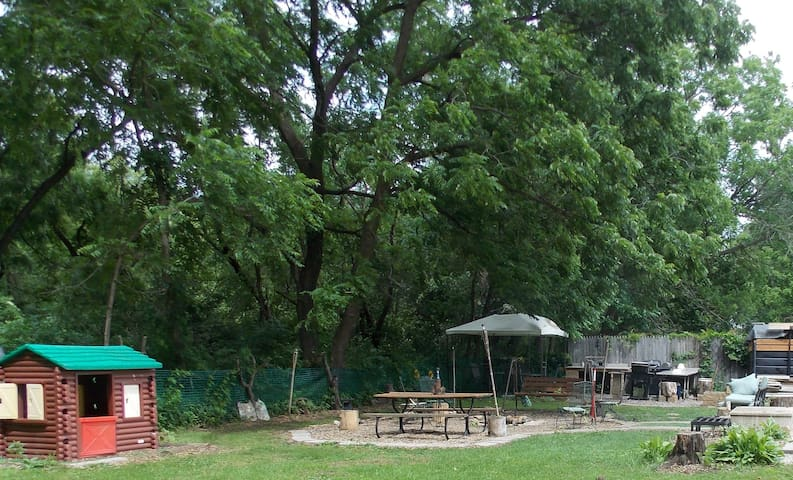 Woods Edge Camp @ Whispering Winds