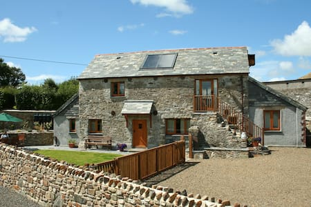 Barn conversion in North Cornwall - Rumah