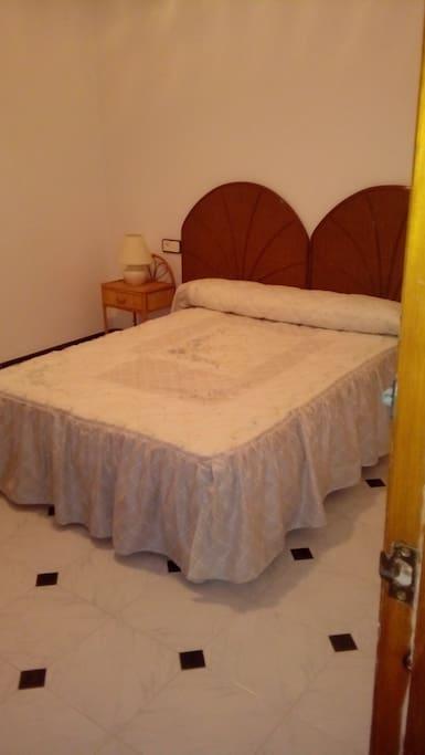 Grandes dormitorios muy amplios