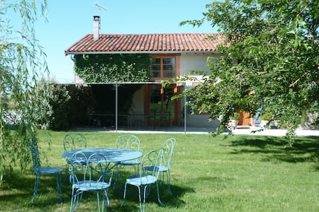 La Ferme de Loubens - Bed & Breakfast
