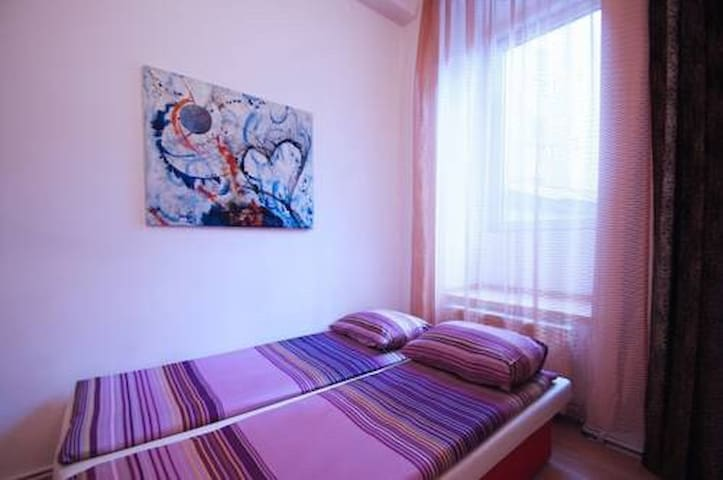Cozy apartment in 15 min. From city center