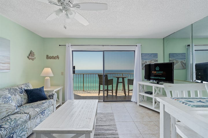 The Summit 1208 - Ocean View Condo With Beach Access, Pools & Hot Tub