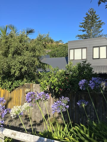 Cosy room with spacious living near CBD & Mt Eden - Auckland - Hus