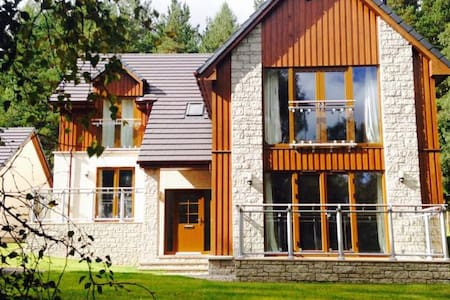 Carn Mhor Lodge, Aviemore - Aviemore