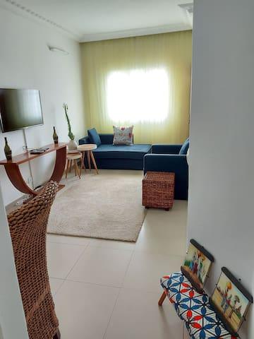 Appartement meublé aux deux plateaux vallons