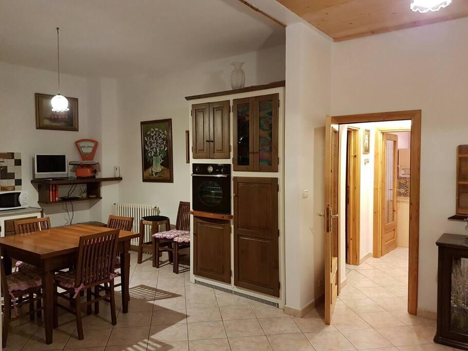 accogliente casa in stile toscano h user zur miete in. Black Bedroom Furniture Sets. Home Design Ideas