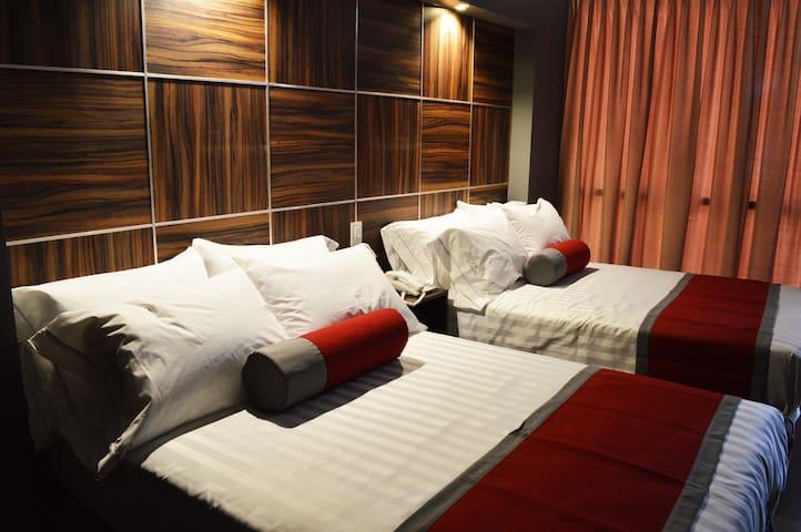 Habitación con Servicio de Hotel en Roma Norte