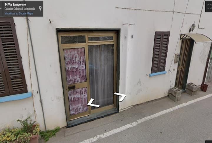 Miniappartamento piano t. Cascine Camperari Pavia