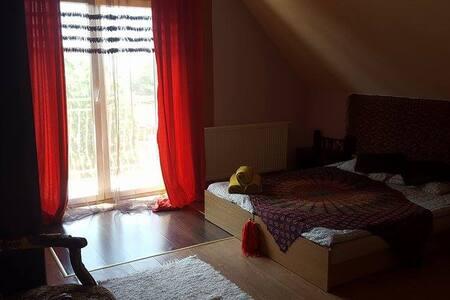 Uroczy pokój 4 km od morza/ Charming room4km toSea
