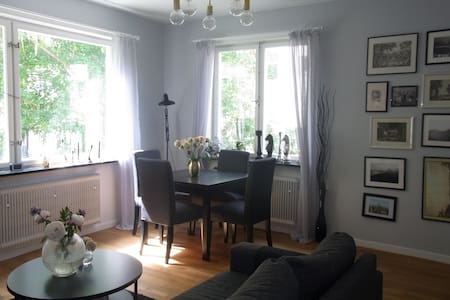 Cozy apartment close to the metro - Stockholm - Wohnung