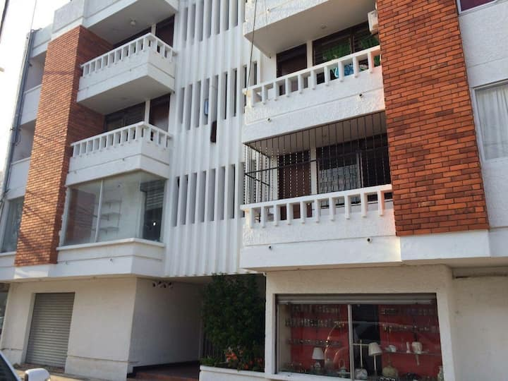 Apartment close to the beach second floor 202