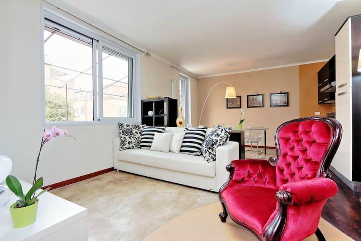 Bright 3 apartments Condo - Roma - Apto. en complejo residencial