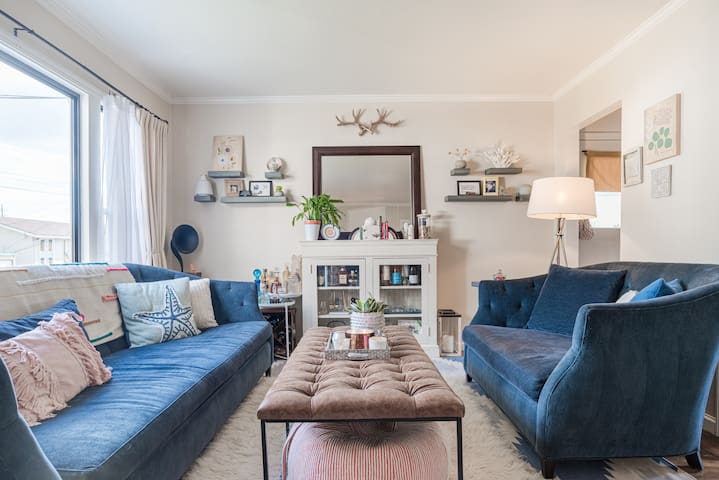 Cute & Cozy Private Room/House Near SFO & SF City