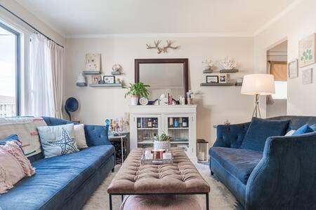 Cute & Cozy Private Room/House Near SFO & SF City