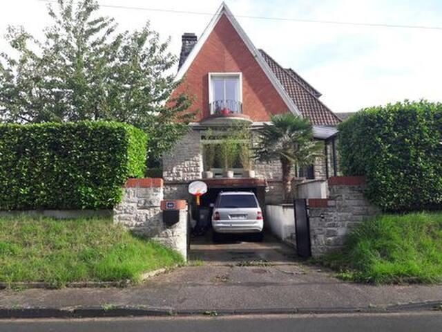 Maison à Bois guillaume en Normandie