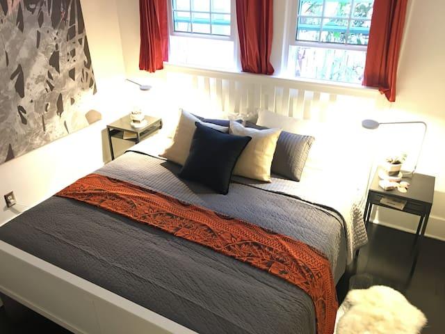 Garden View 1bedroom Apartment