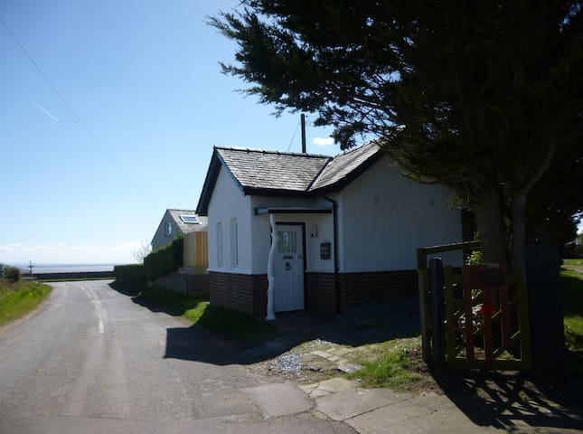 Driftwood Studio overlooking Morecambe Bay - Cumbria - Casa