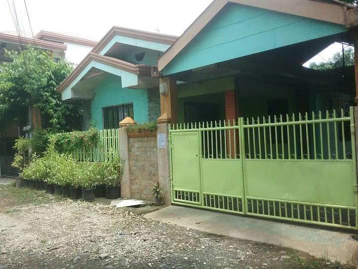Simple and fully furnished transient house in CDO