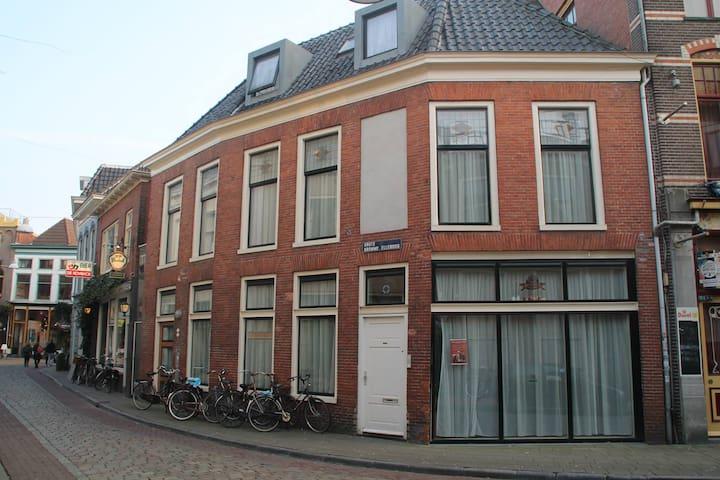 Cosy room in the citycentre - Groningen - Hus