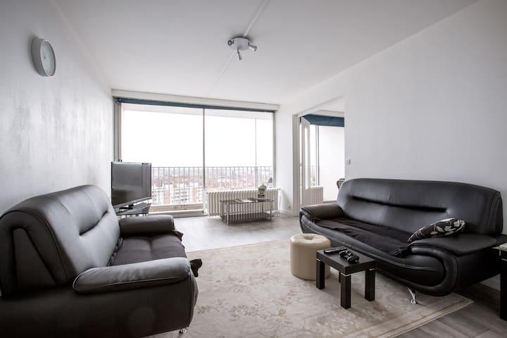 Appartement neuf avec une super vue, PLEIN CENTRE - Roubaix - Apartment