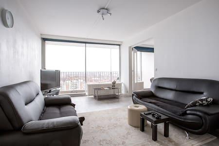 Appartement neuf avec une super vue, PLEIN CENTRE - ルーベ