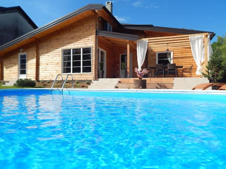 Casa  Laganini,  kuća sa bazenom