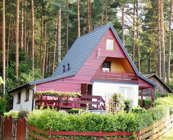 Masurienhaus - Kobyłocha - Ev