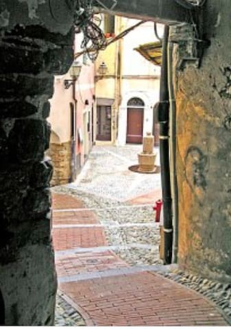 La pigna city la vera San Remo n2