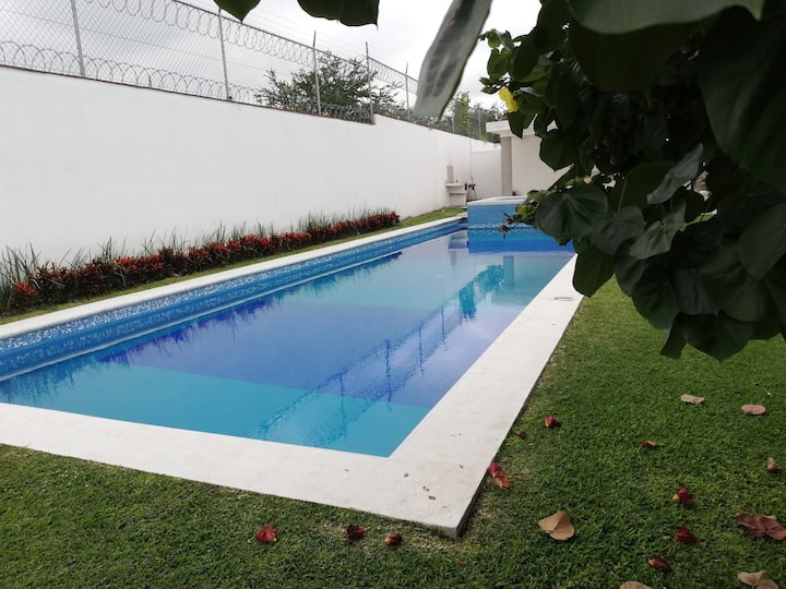 Apartment for two + Pool