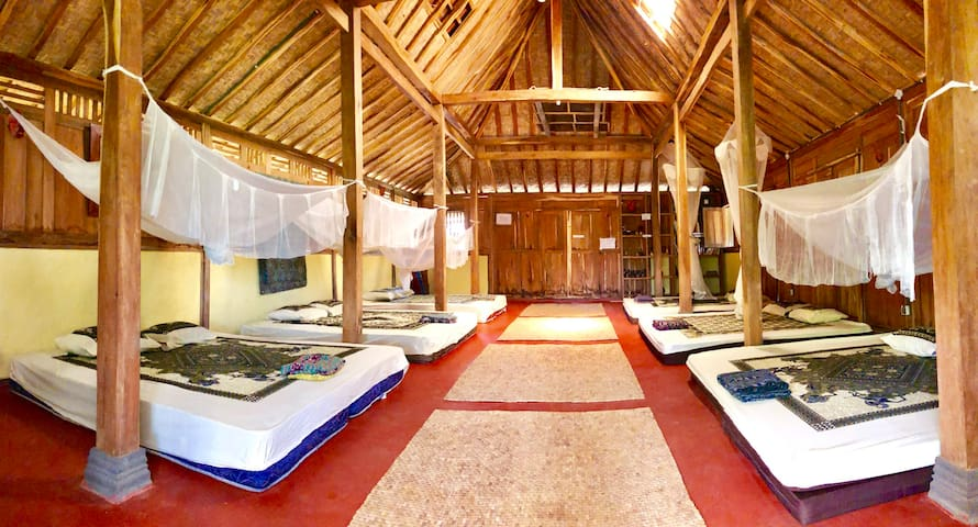 "Jiwa Laut Eco Balai ""Dormitory & Workshop"""