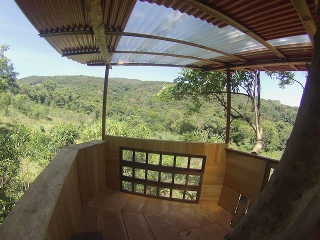 Casa na Árvore perto de Bh e Inhotim - Rio Manso - Treehouse