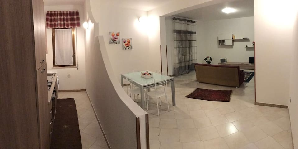 Amazing Apt 4 mins from centre - Mazara del Vallo - Apartamento