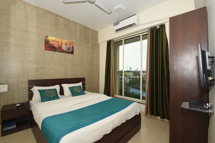 Ghansoli-Apartment near Koparkhairane station