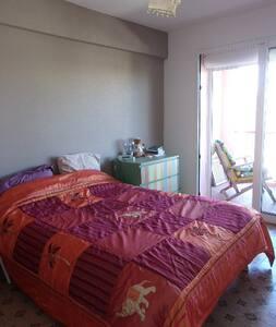 Chambre spacieuse pour 2 - La Garde
