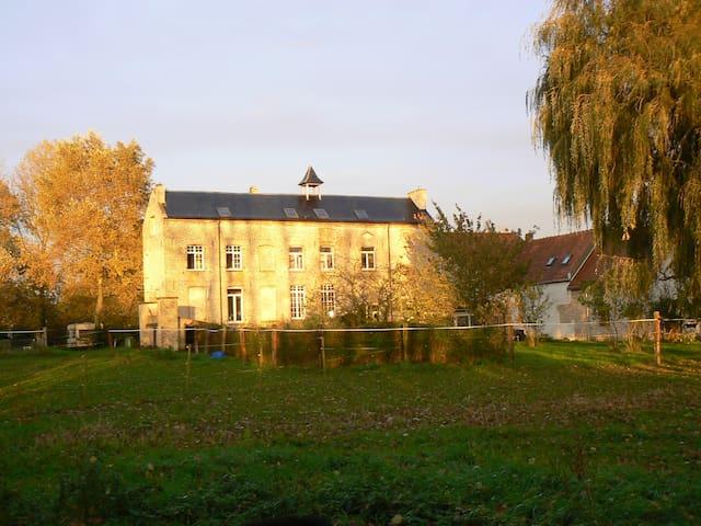 Studio Géranium - Looberghe - Huis