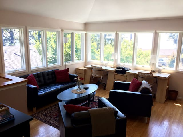 Beautiful Berkeley Hills Apartment