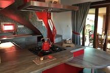 Gîte  Rouge au coeur du vignoble Alsacien