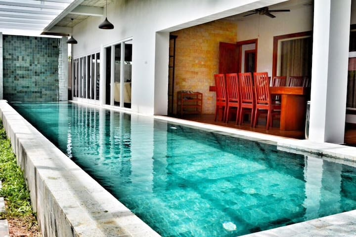 Gorgeous House with Private Pool | Full Amenities - Krong Siem Reap - Casa