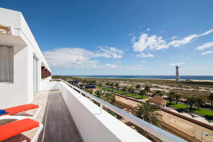 Loft Jandia Top Location stunning sea views