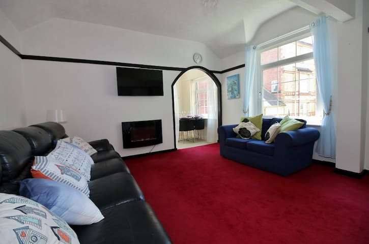 Seaside Apartment in Lytham St. Annes