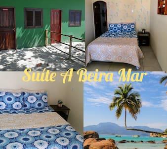 Aventureiro Ilha-Grande Suíte A Beira Mar 1.