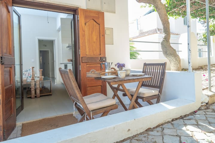 Apartment near beach Algarve Cacela Velha terrace by Lightbooking