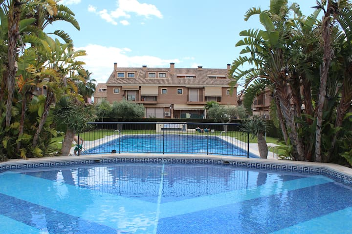 Amplio bungallow golf - Alicante - Bungalo