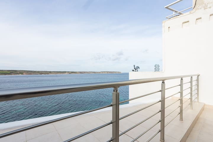 Super view on the sea!Don't miss it - Il-Mellieħa - Apartamento
