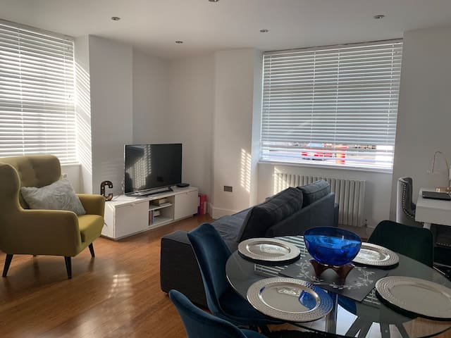 Nice light single room - London Islington - Zone 2