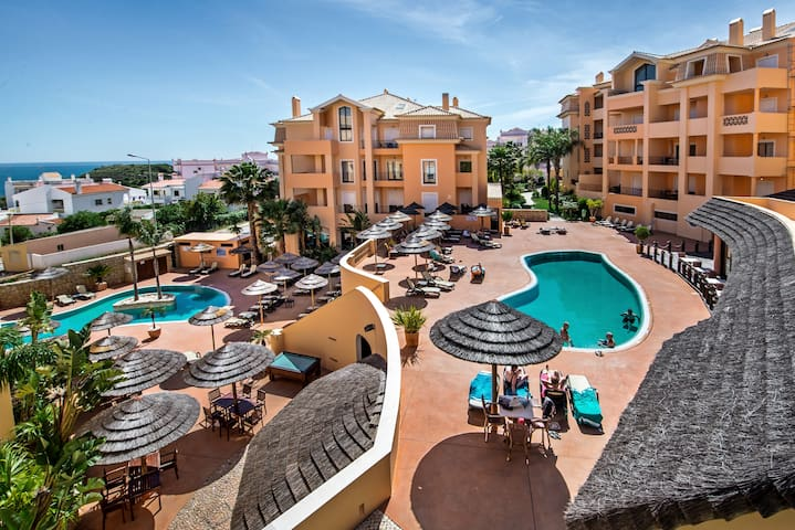 Fantastic 1 bed apartment in beautiful resort