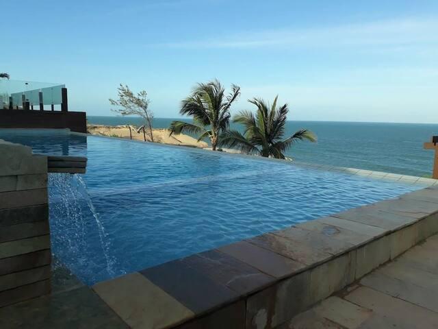 Casa Sabedoria - Pipa Privilege - Vista Mar