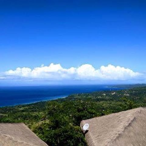 1-2Ocean view apartment cottage. - Siquijor,  - Daire