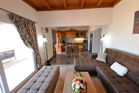 Angelko Villa for 6 guests Wonderful View