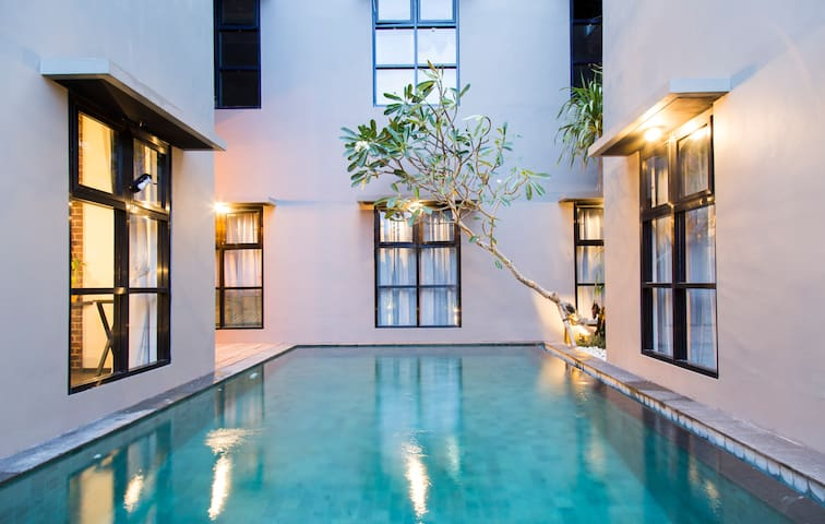 Modern Hotel (in the Heart of Seminyak)